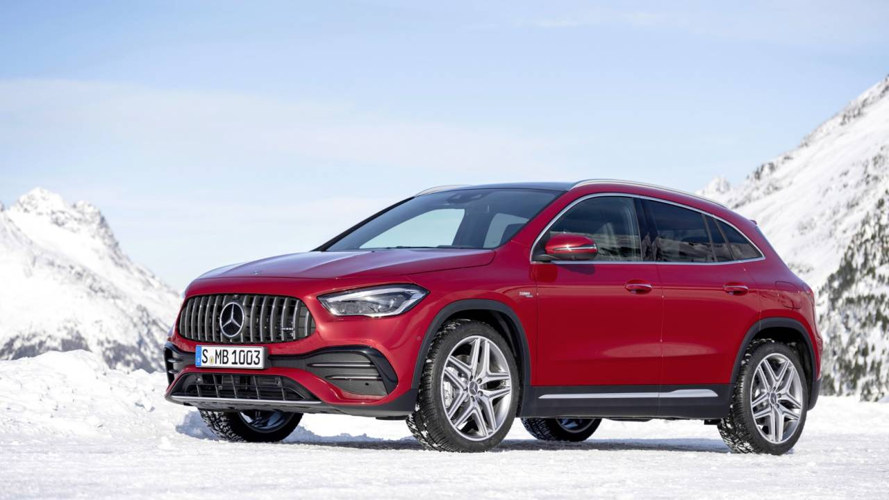 2021 Mercedes GLA 250 and AMG GLA 35 promise punchy compact SUVs