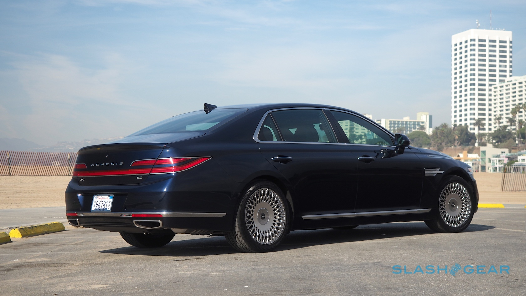 2020 Genesis G90 First Drive Review Daring To Be Different