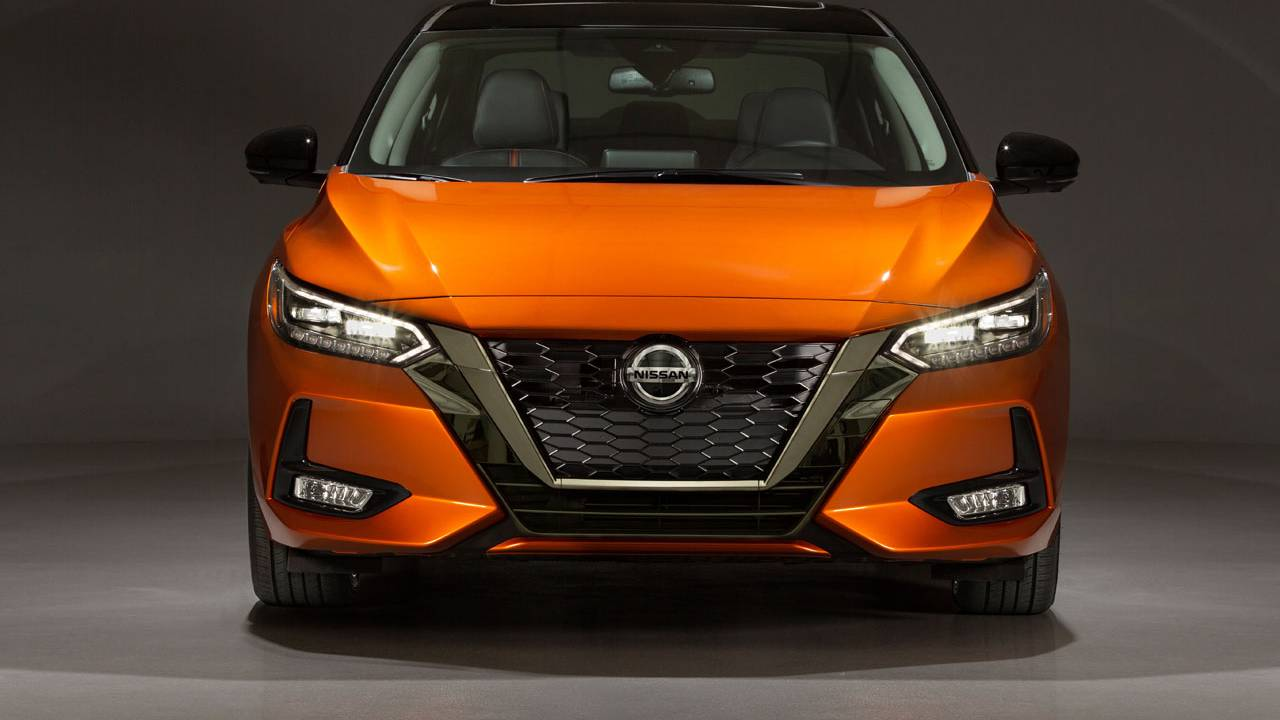 All-New 2020 Nissan Sentra pricing announced