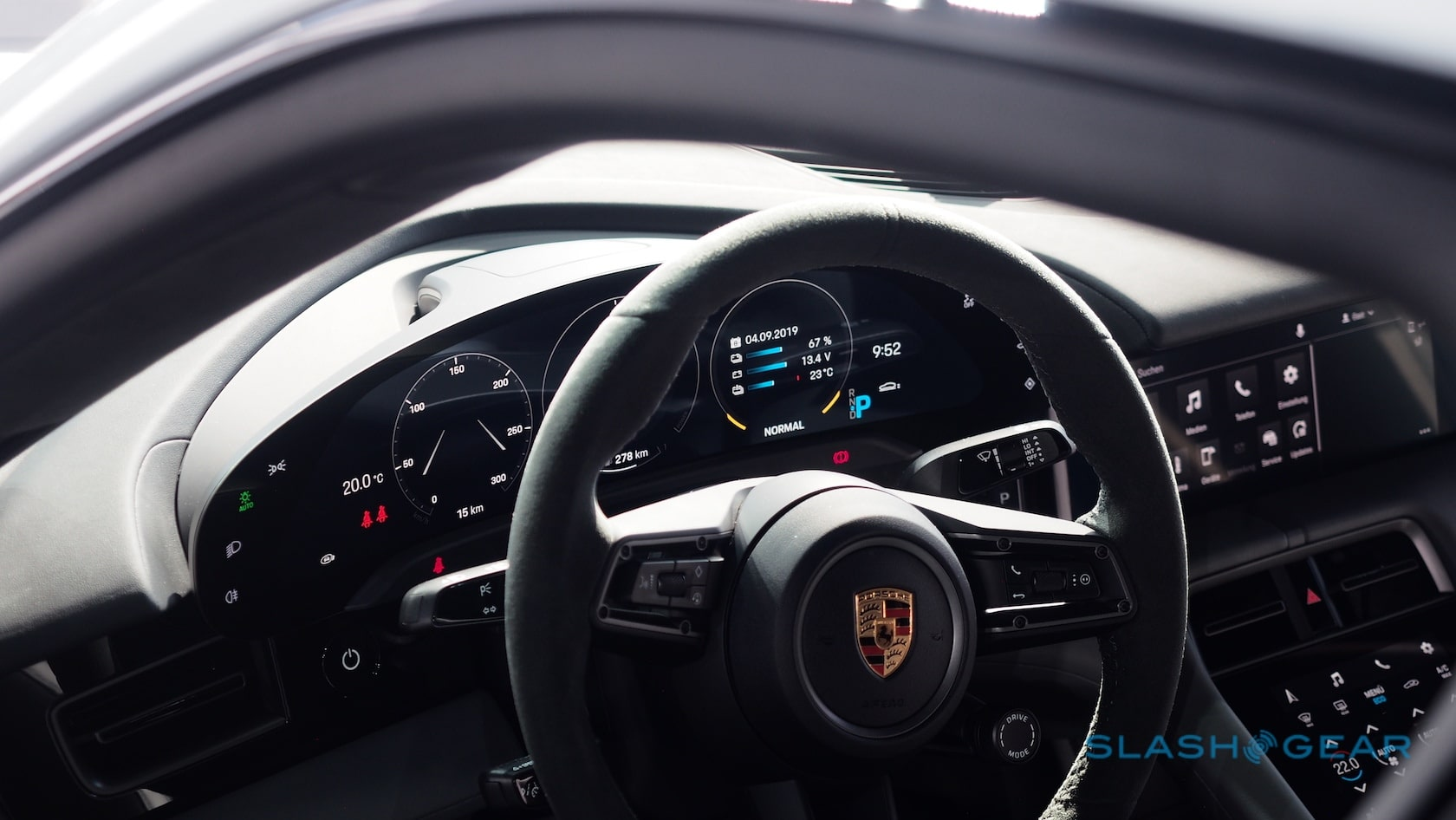 2020 Porsche Taycan Turbo S First Drive Review Electric Excellence Slashgear