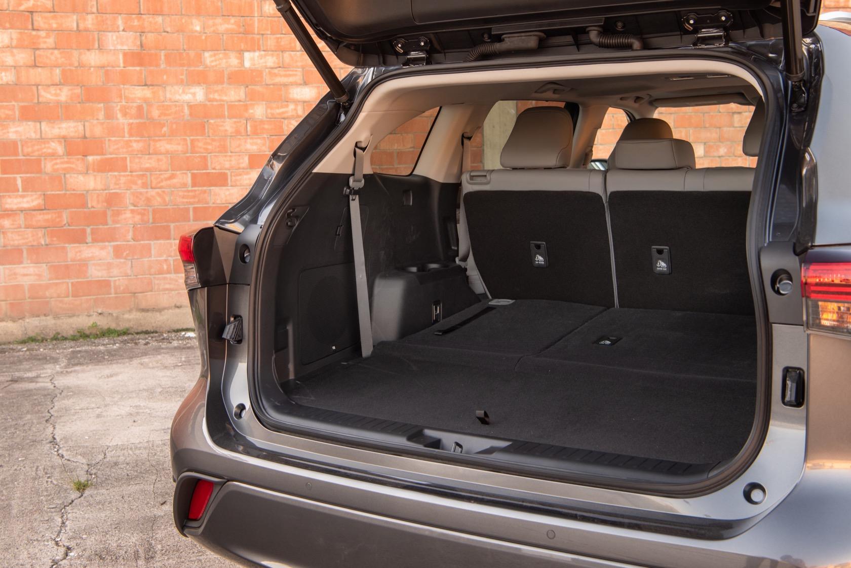 2020 Toyota Highlander Official 8 Seats Hybrid Tech