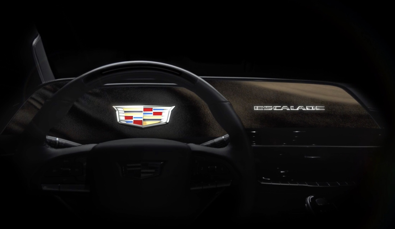 Cars Com Reviews >> The 2021 Cadillac Escalade's high-tech dash says excess is back in style - SlashGear