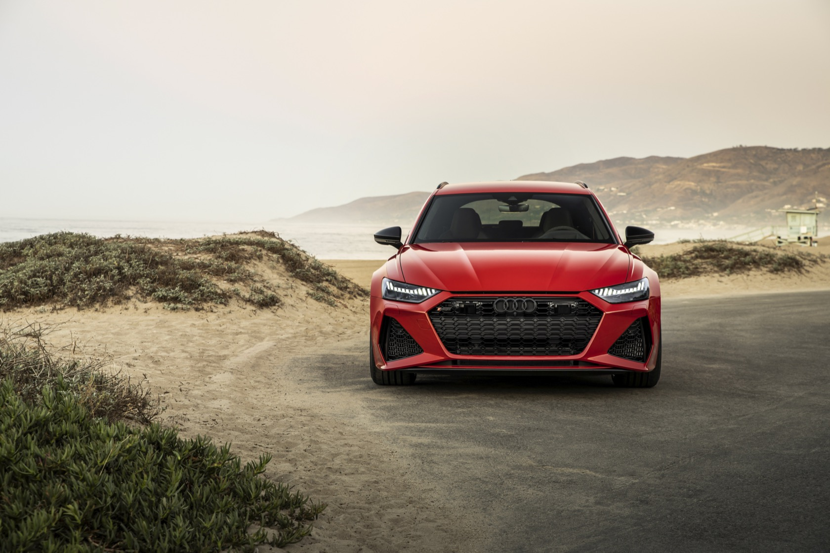 2020 Audi Rs Q8 First Drive Review An Suv That Surprises Slashgear