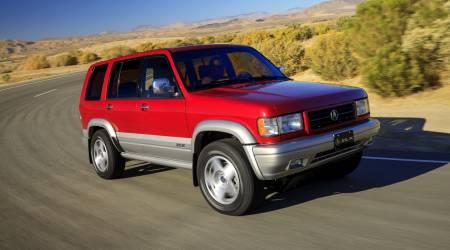 """This restomod 1997 Acura SLX is super-stealth """"Super Handling"""" genius"""