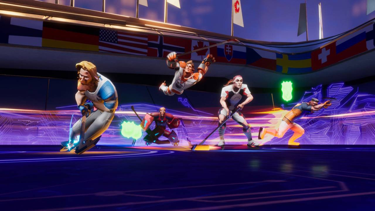 Ultimate Rivals: The Rink on Apple Arcade debuts a new sports game series