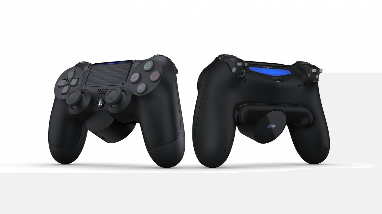 DualShock 4 Back Button Attachment could give competitive gamers an edge