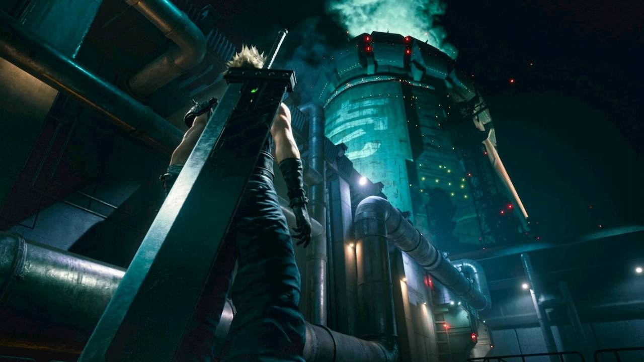 Final Fantasy VII Remake box art confirms PS4 timed exclusivity