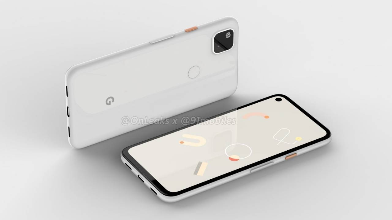 Pixel 4a renders reveal a mix of old and new designs