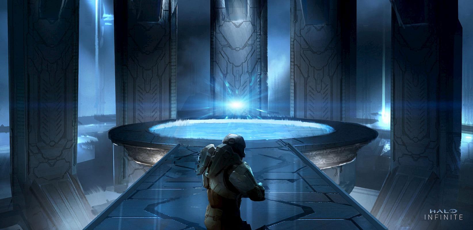 Halo Infinite concept art 1.