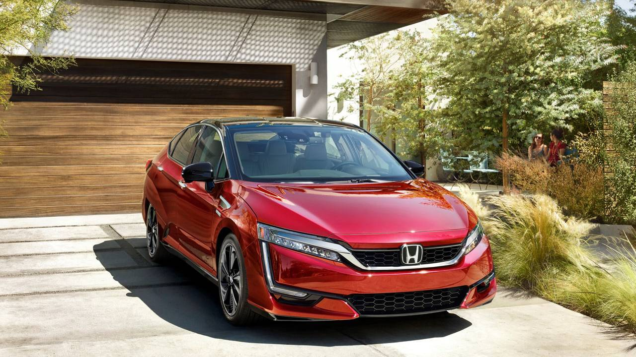 2020 Honda Clarity updates include improved cold weather start-up