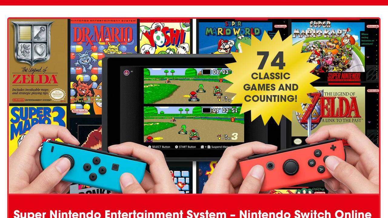 Nintendo Switch Online finally expands SNES roster, includes Star Fox 2