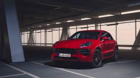 2020 Porsche Macan GTS Gallery