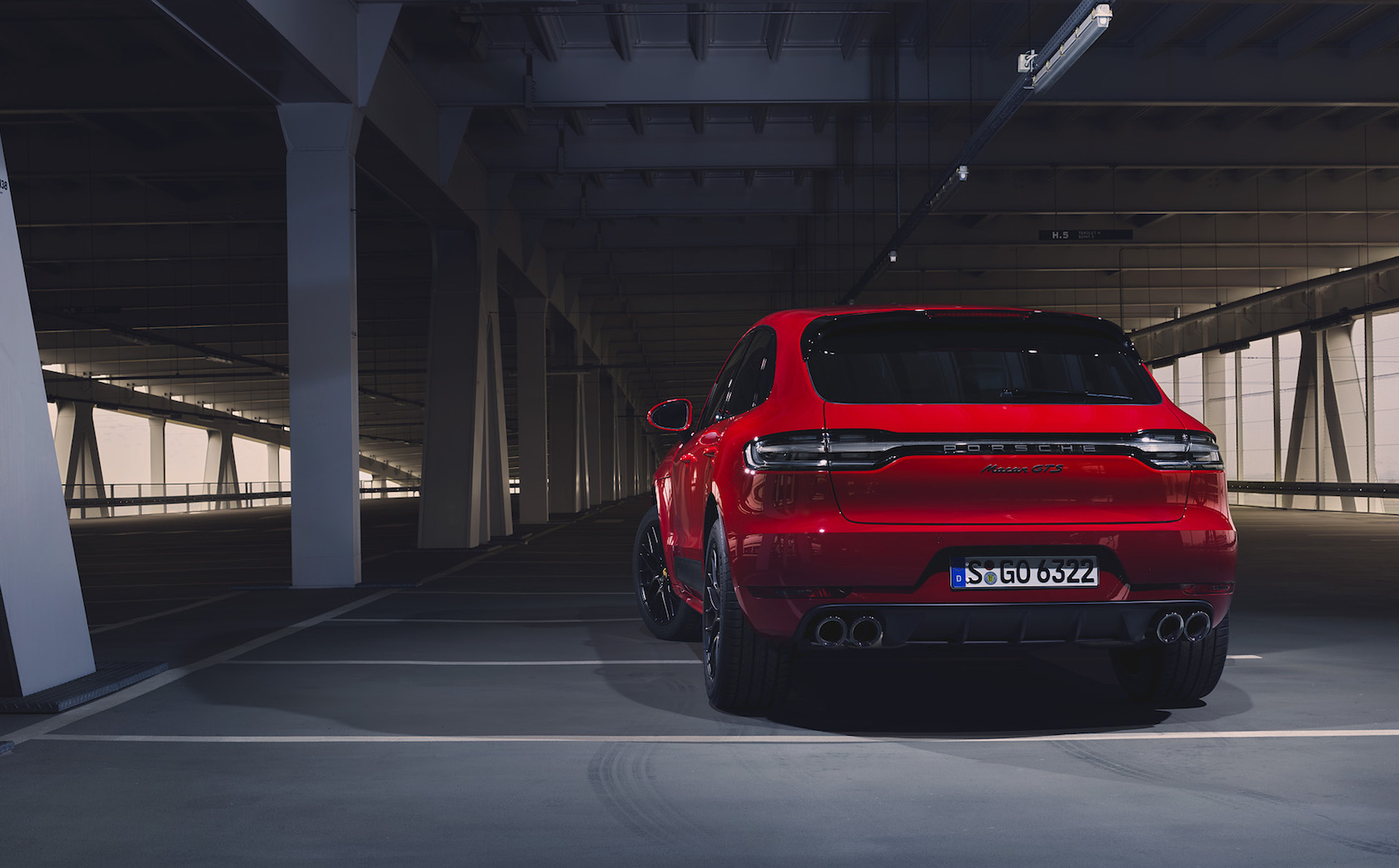 2020 Porsche Macan GTS returns with more power on tap