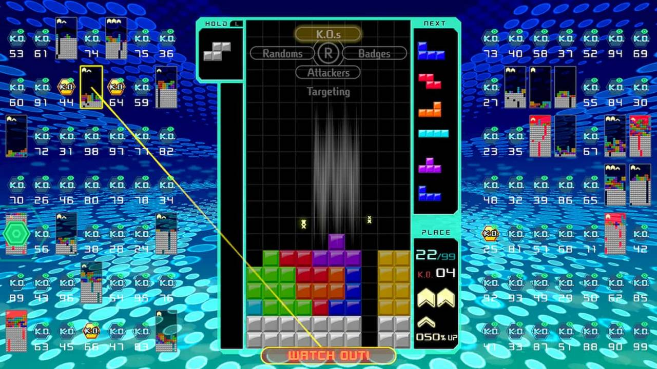 Tetris 99 update adds Team Battle Mode in time for next Maximus Cup