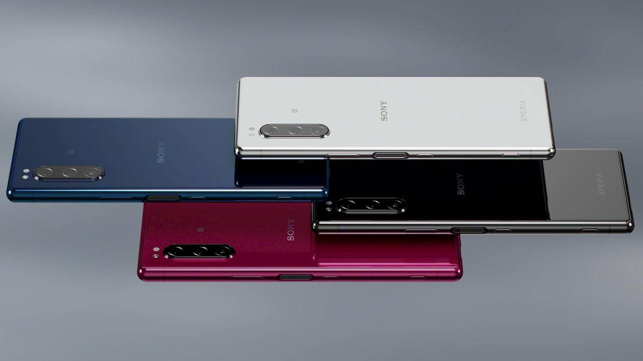 Xperia 1 and Xperia 5 Android 10 updates now rolling out