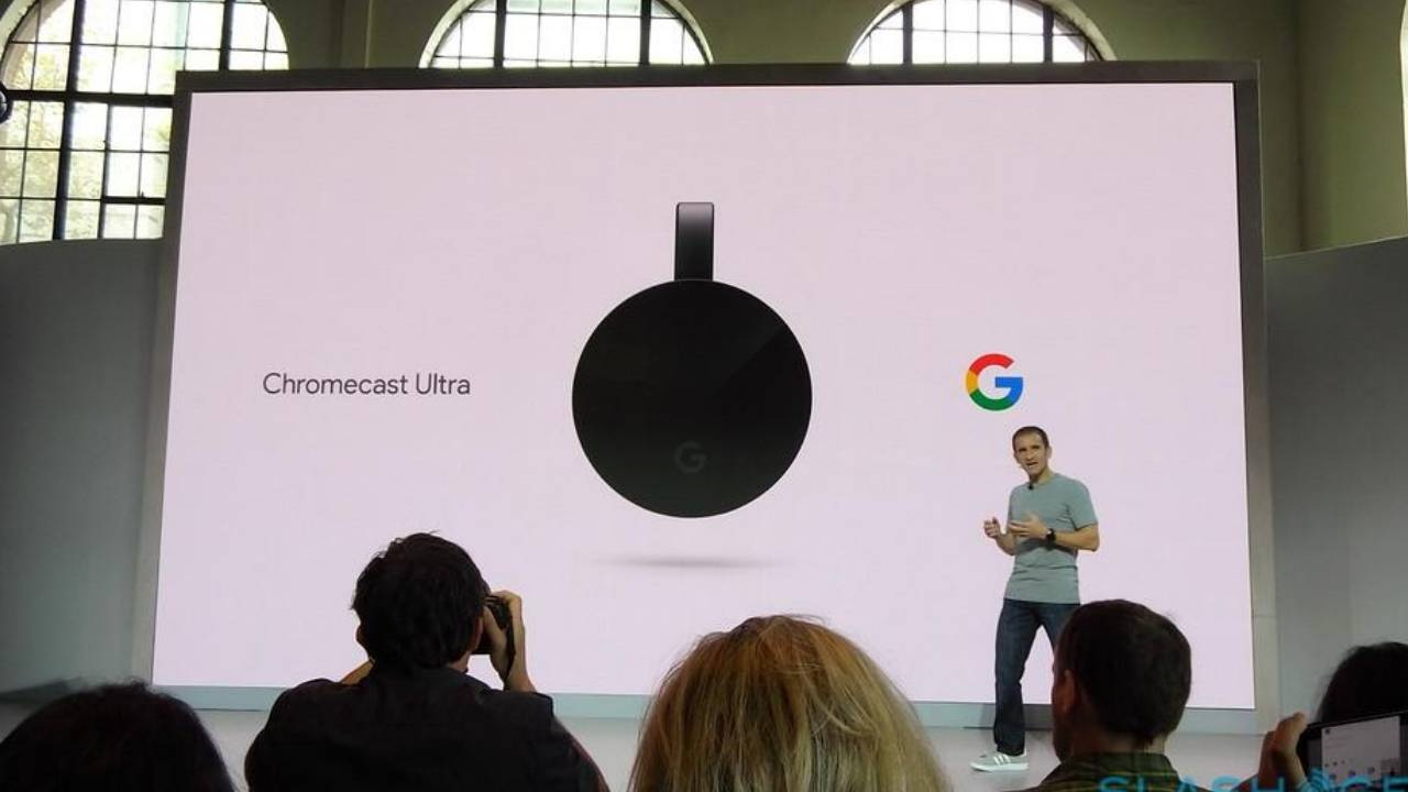 Google Stadia now works on any Chromecast Ultra after firmware update