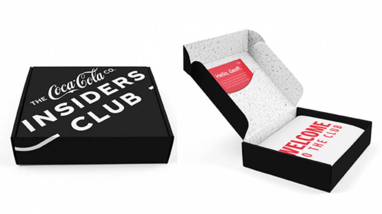 Coca-Cola Insiders subscription offers the chance to taste new drinks