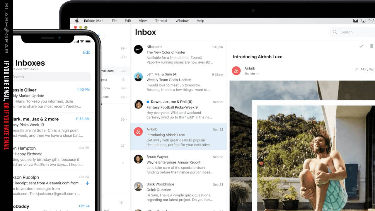 Edison Mail released for Mac, with invites, Windows in 2020