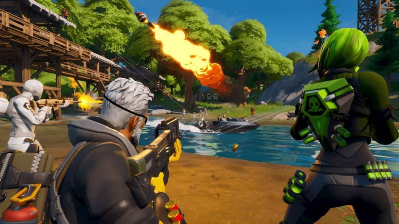 Fortnite update v11.30 delivers split-screen mode for consoles