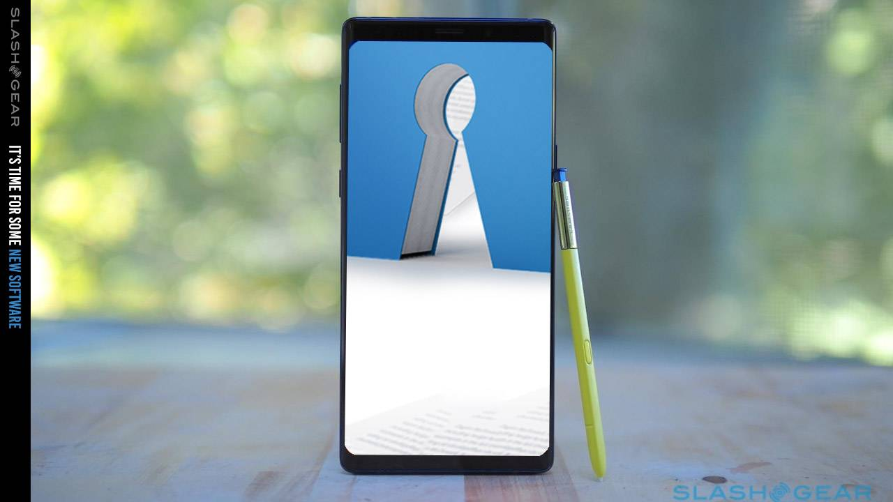 Galaxy Note 9 update today: December 2019 Security Patch