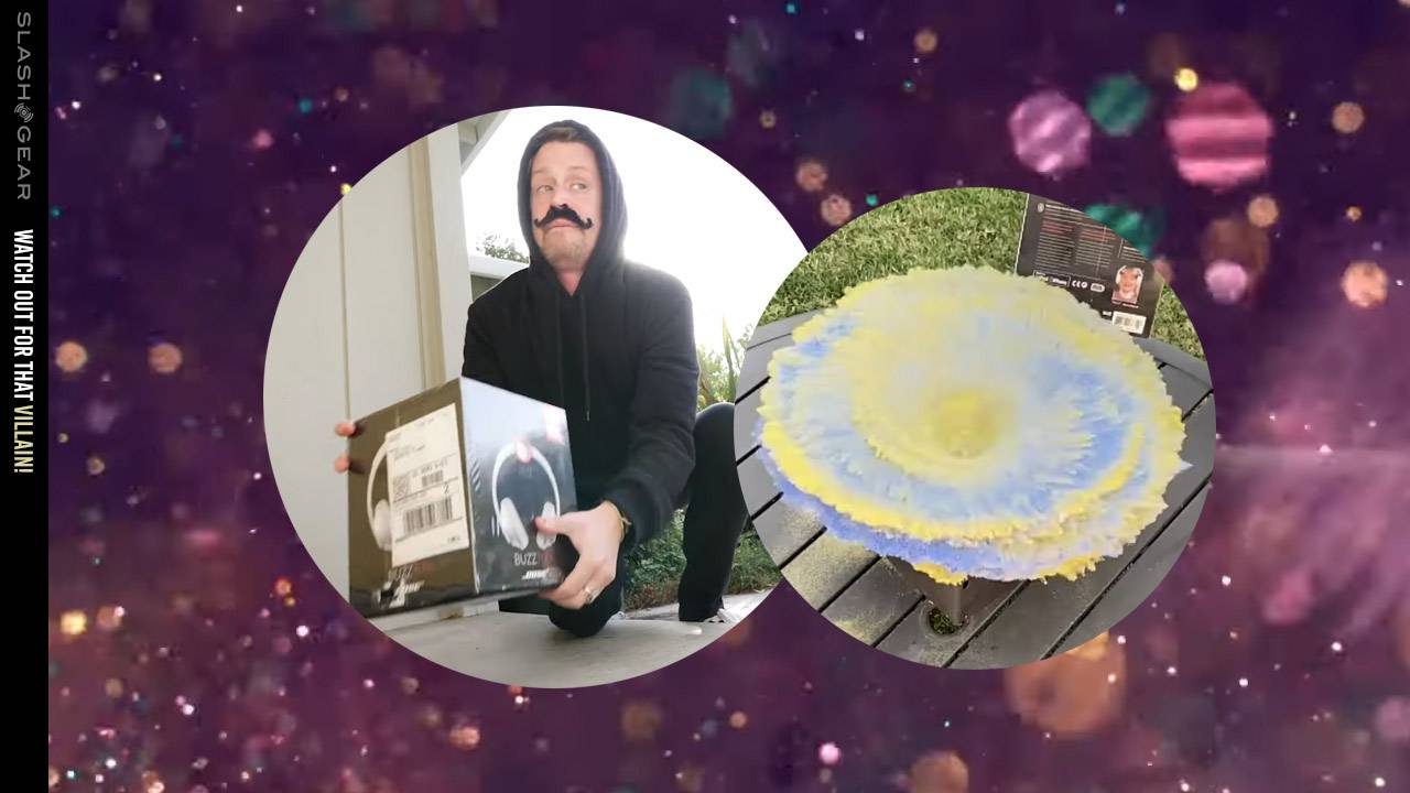 Home Alone-inspired Glitter Bomb 2.0 punishes porch pirates with Macaulay Culkin