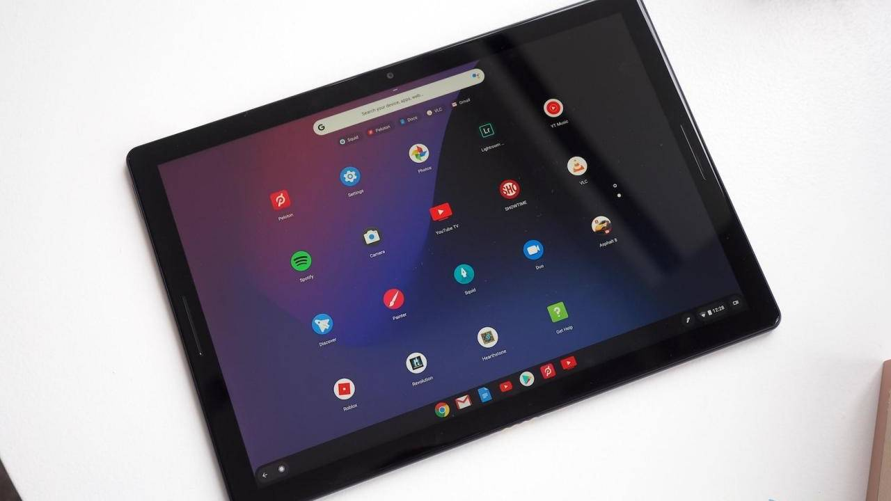 Lenovo Chrome OS tablet could take another stab at a dying niche market