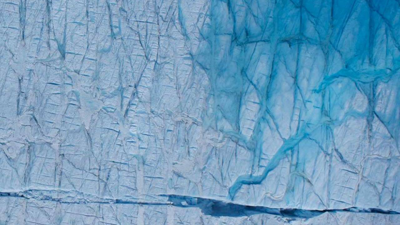 Scientists use custom-built drones to survey Greenland Ice Sheet