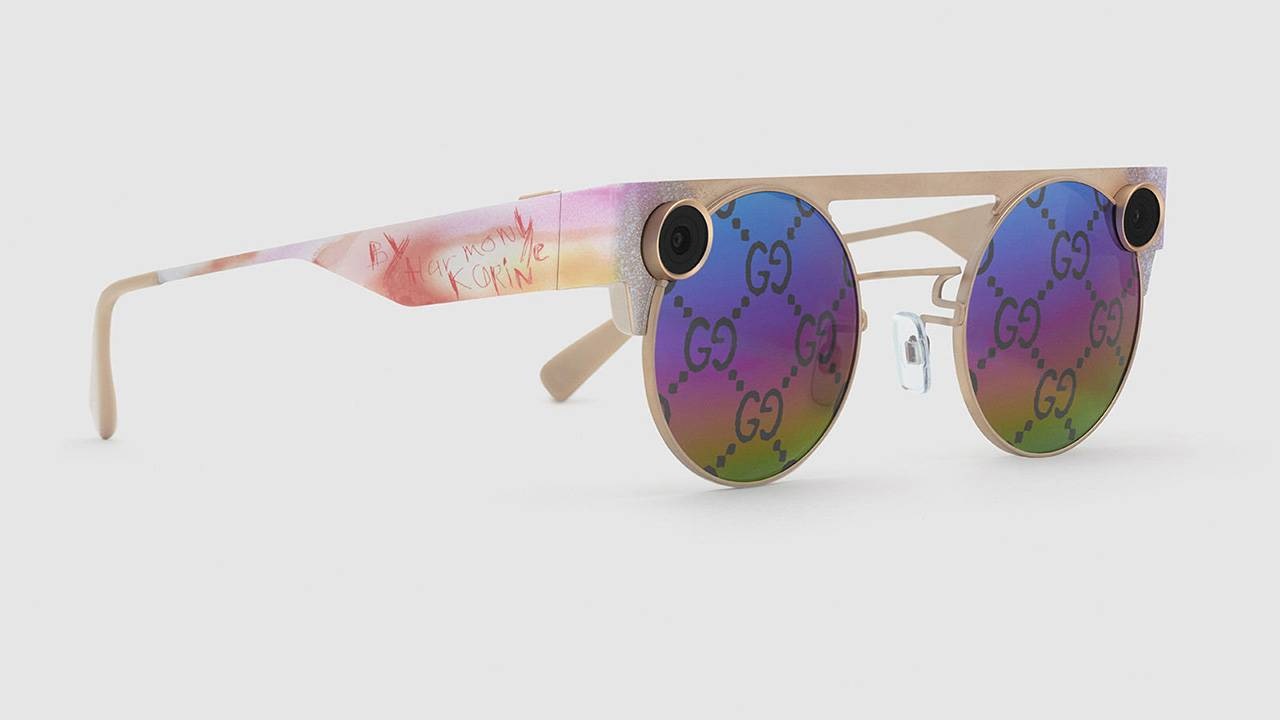 Snap's limited Spectacles x Gucci glasses won't be available to buy