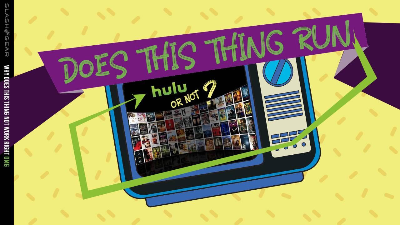 New 'latest' Hulu 'won't work on this device' list drop