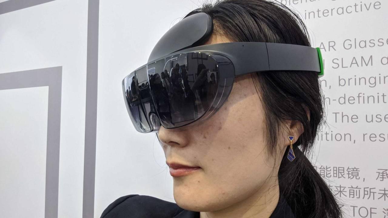 OPPO AR Glasses Hands-on: OPPO's future vision