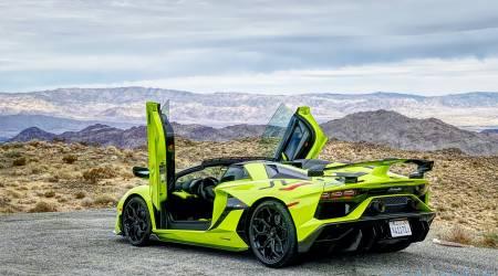 Lamborghini Aventador SVJ Roadster Gallery