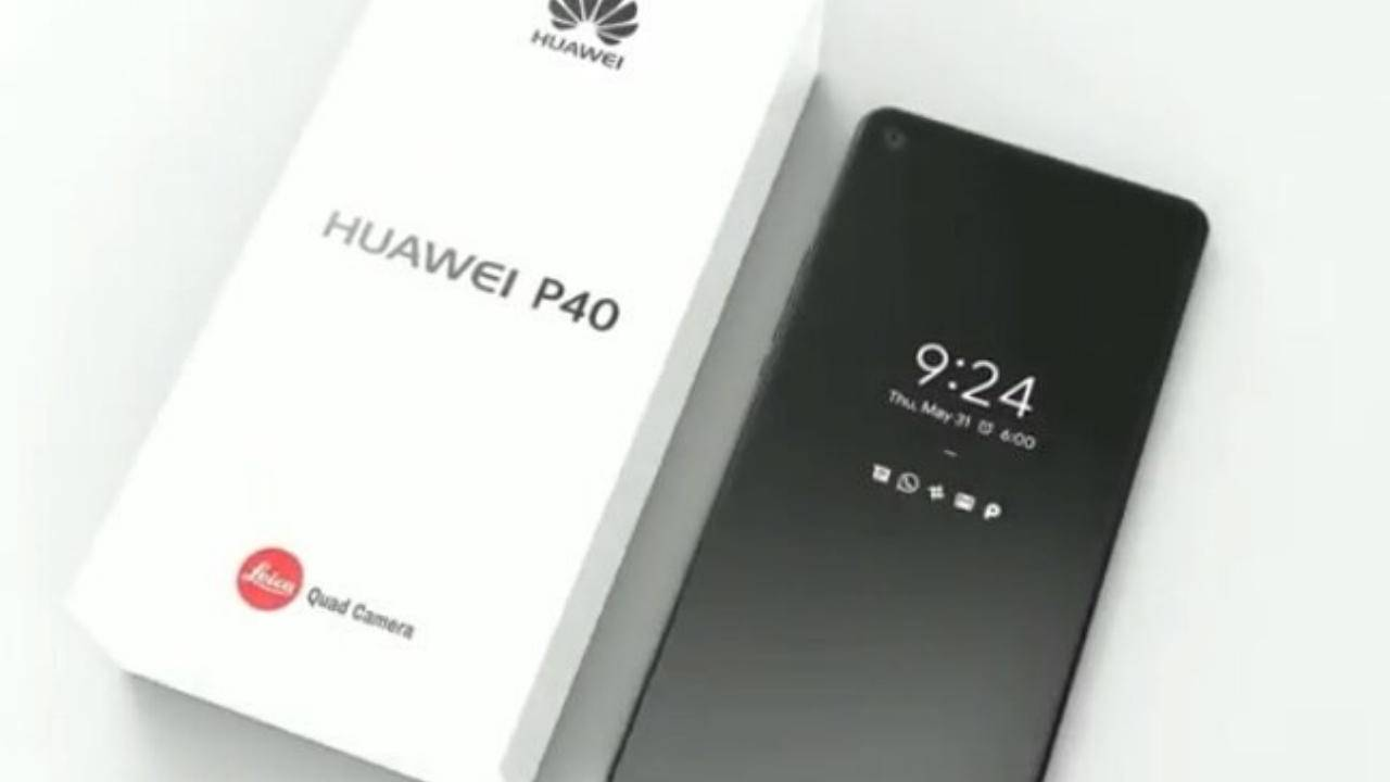 Huawei P40 rumors point to a massive change in battery and charging