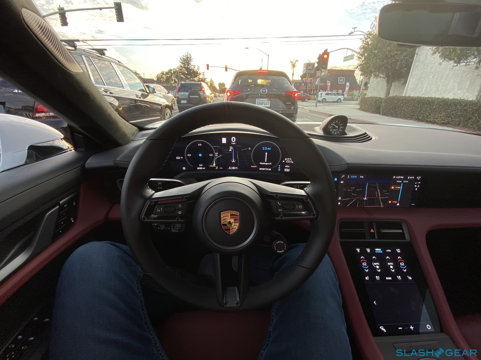 2020 porsche taycan turbo s first drive review electric excellence slashgear 2020 porsche taycan turbo s first drive