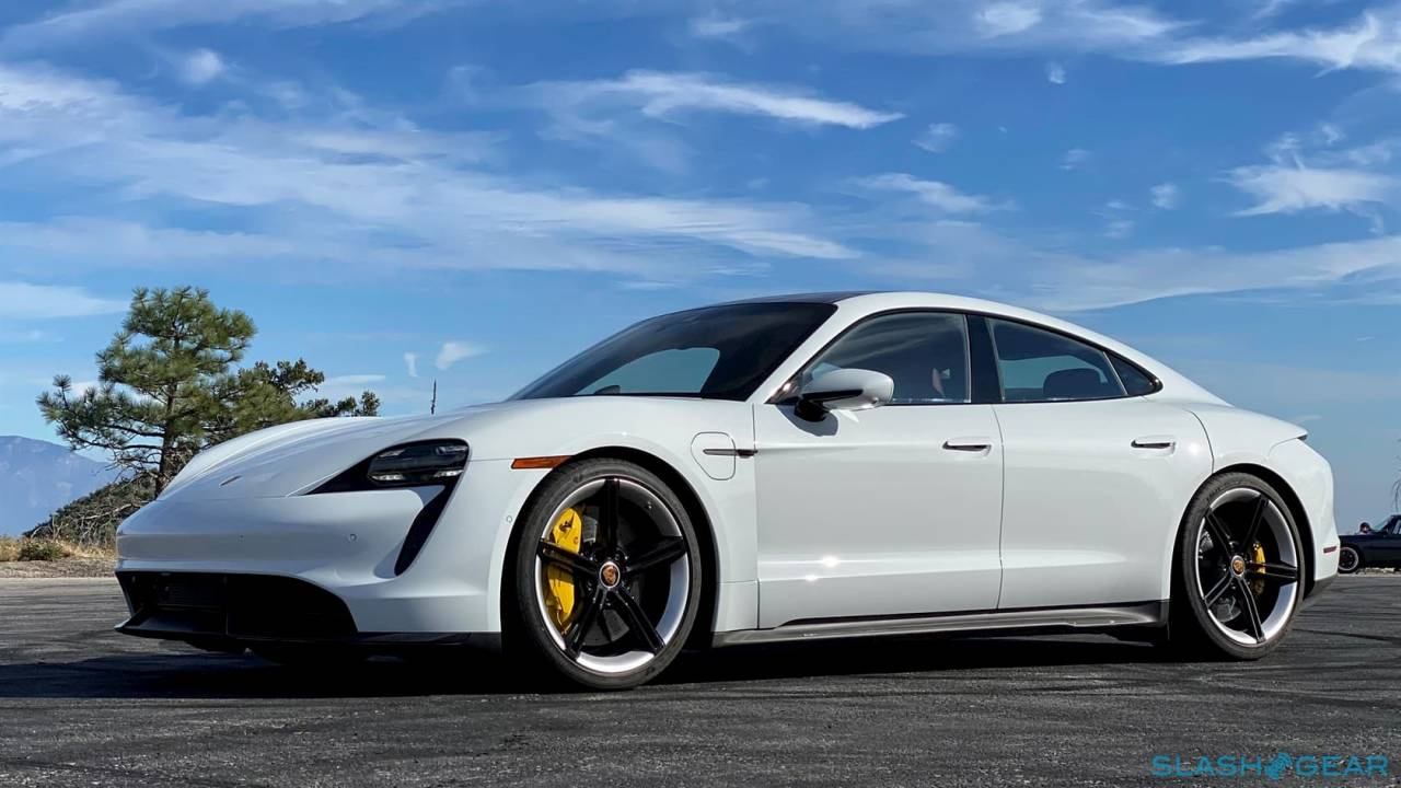 2020 Porsche Taycan Turbo S First Drive Review: Electric Excellence