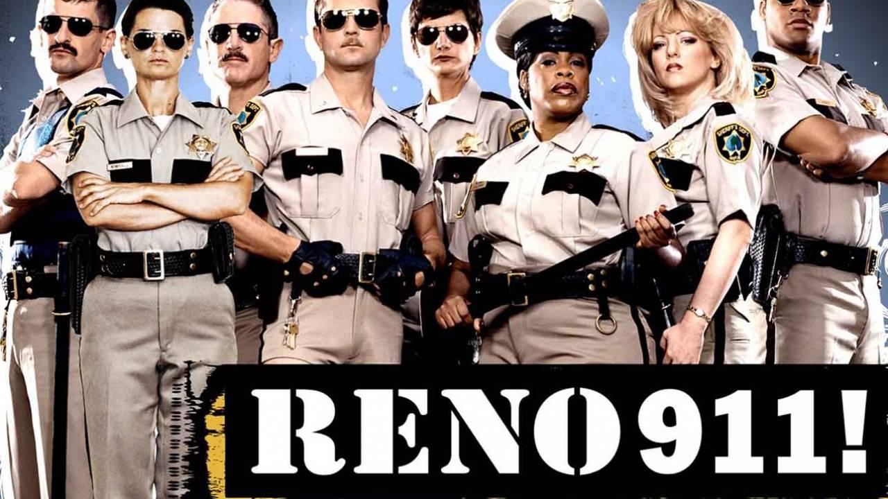 Reno 911! sitcom returns in 2020 on Quibi short-form service