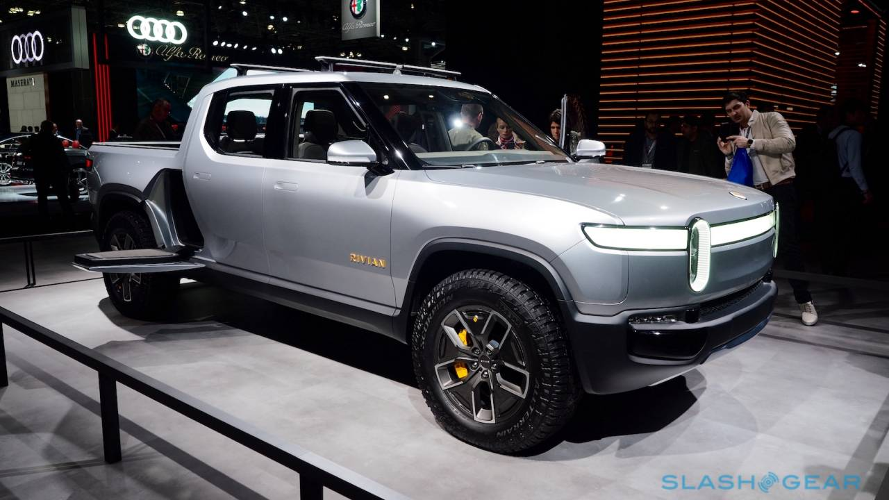 Rivian raises new $1.3bn as Amazon & Ford bump stake in Tesla rival
