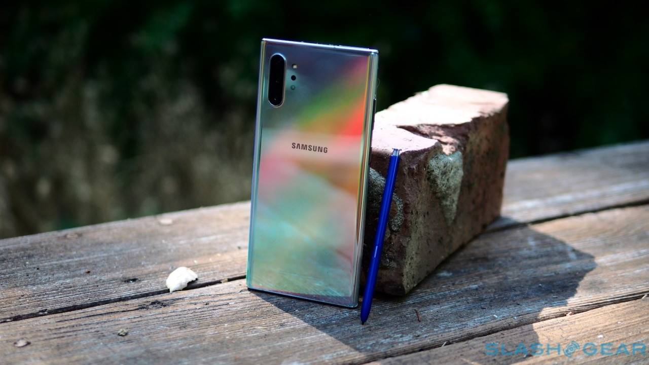 Galaxy Note 10 Android 10 update lands in the US ahead of schedule