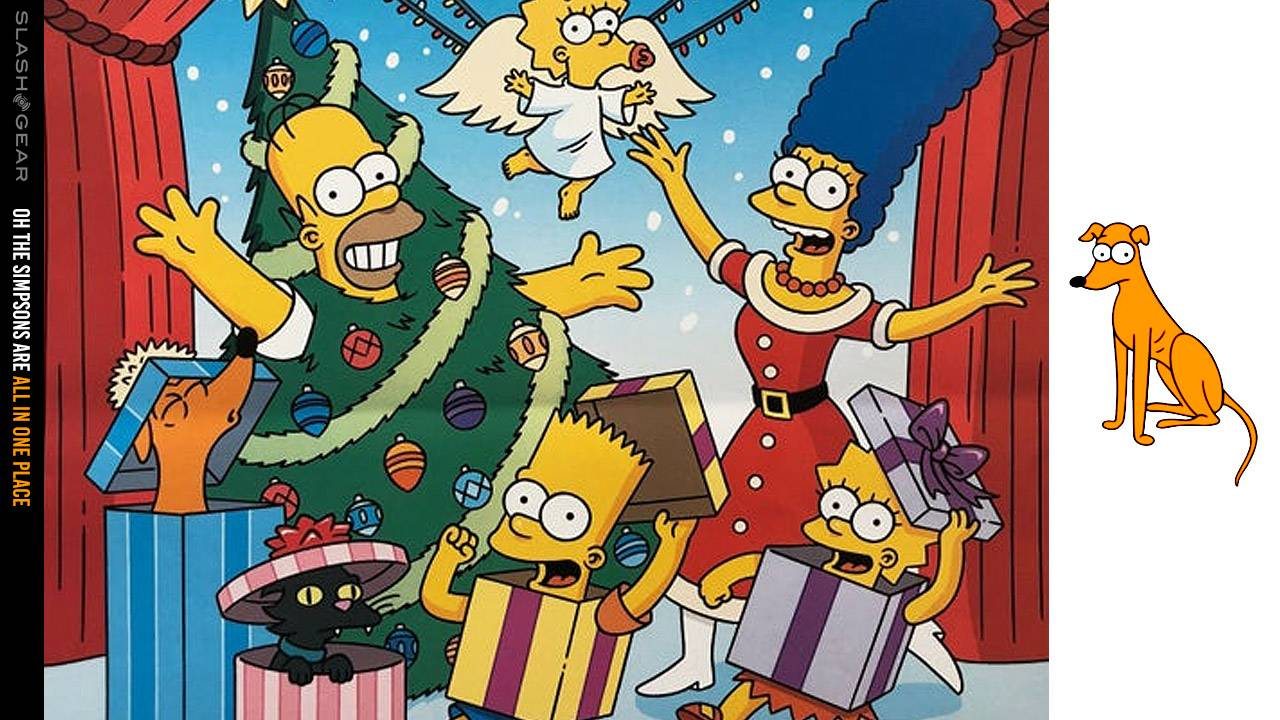 Simpsons Christmas Episodes List Shared For Disney