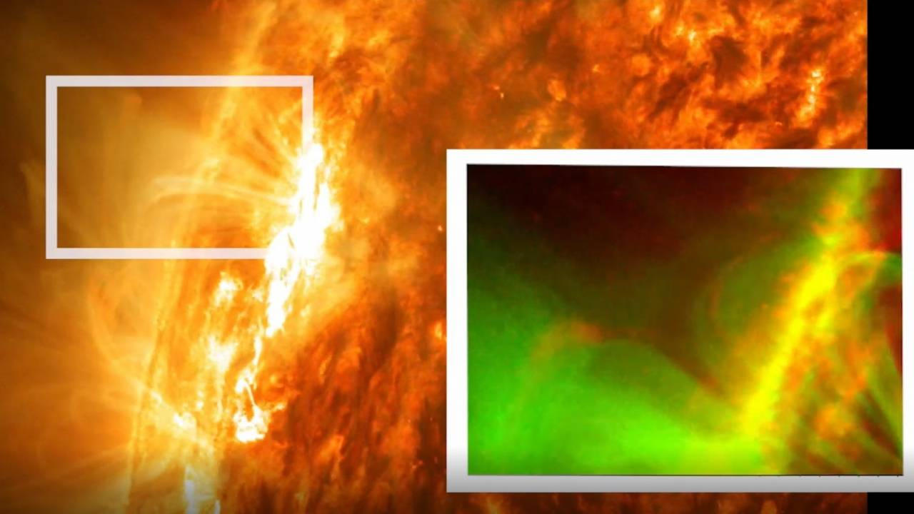 This dramatic Sun explosion could unlock the secrets of fusion