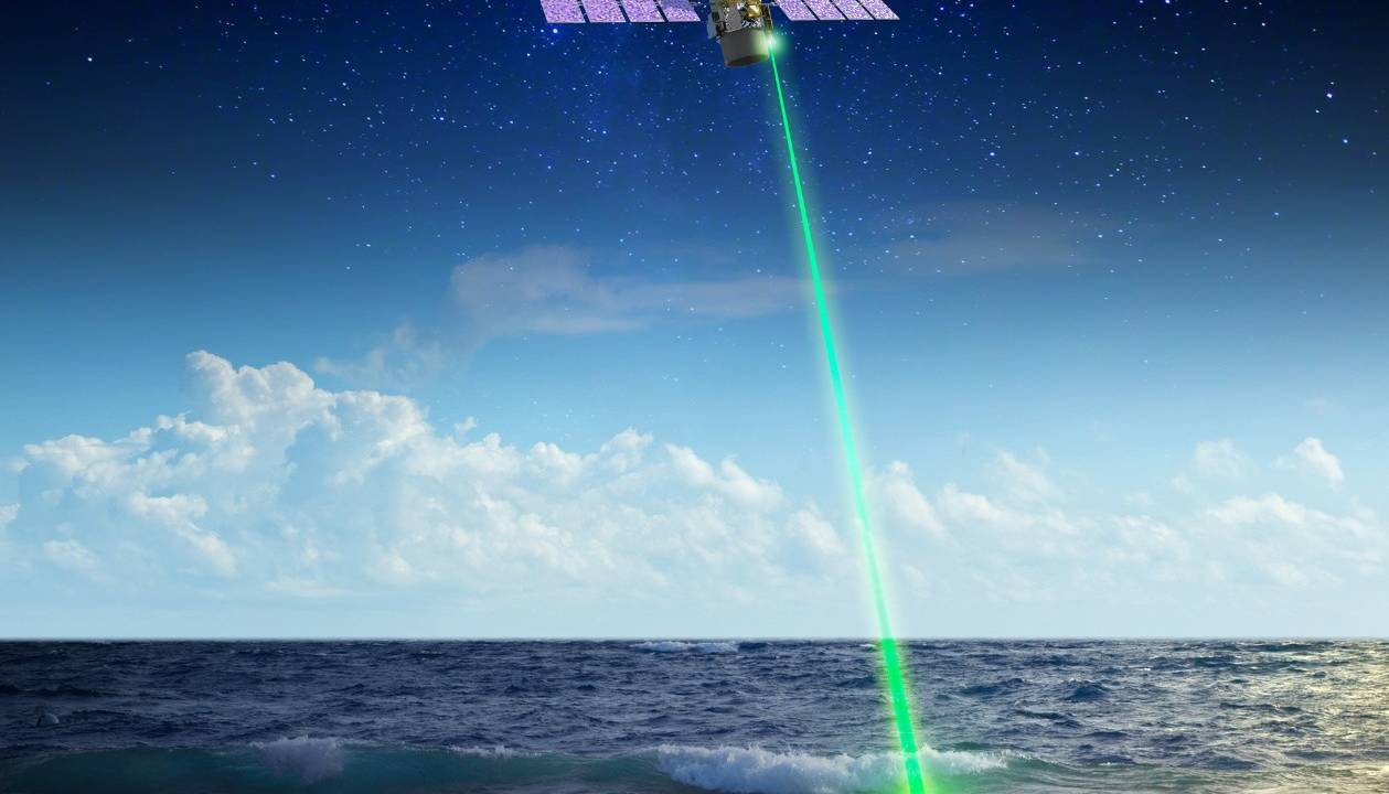 NASA uses CALIPSO lidar to measure ocean animal migration