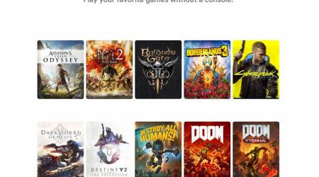 Google Stadia now lets you buy games from a Chrome web browser