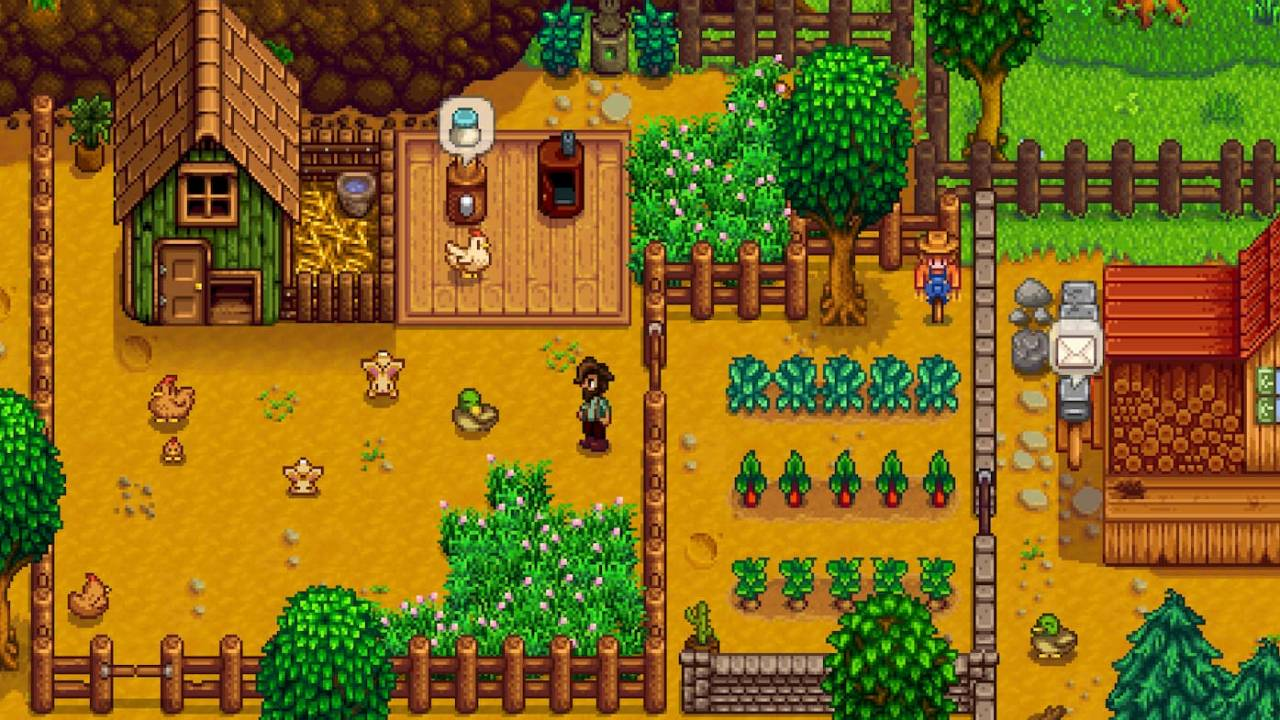 Stardew Valley update 1.4 arrives on Switch, Xbox One, and PS4