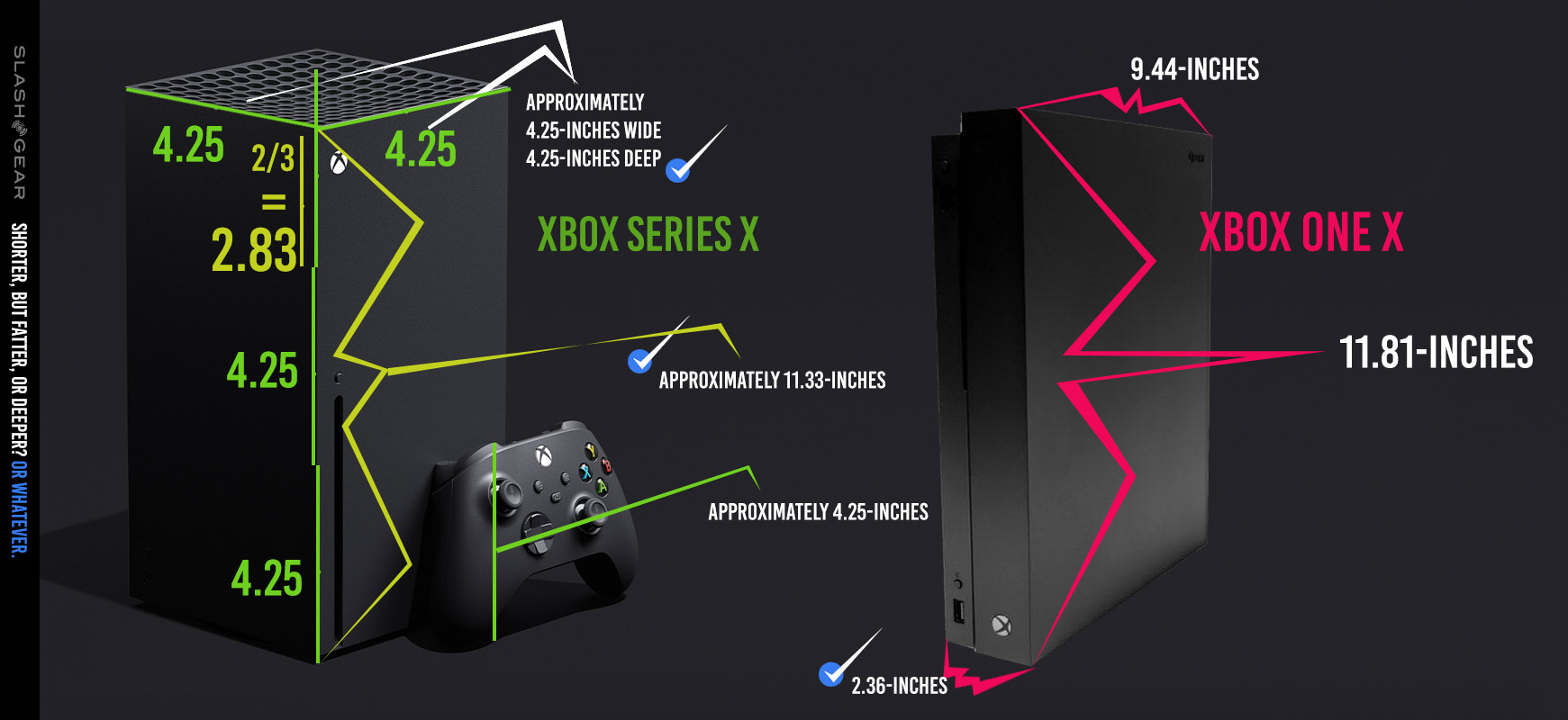 Xbox Series X Release Date Size Power Details On Microsoft S Next Console Slashgear