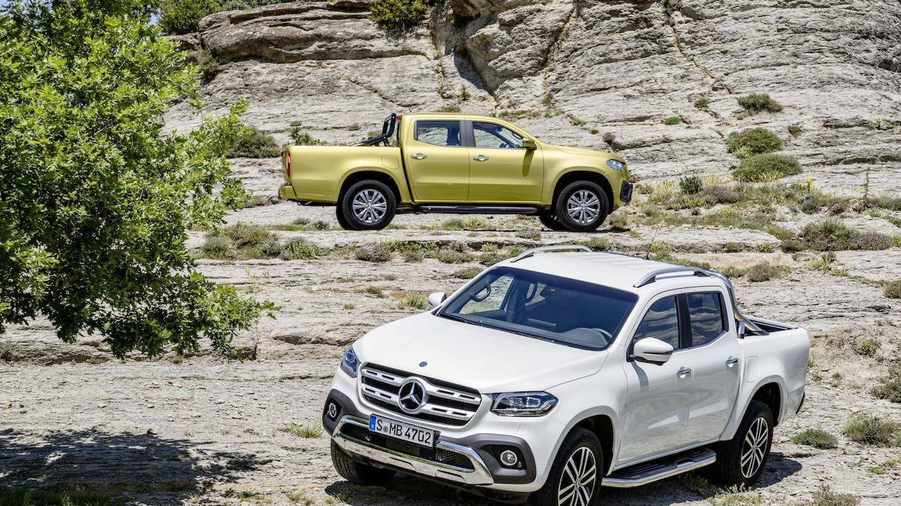 Mercedes is killing the pickup you probably forgot existed