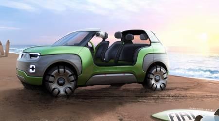 Fiat Chrysler and Foxconn team up on new EVs