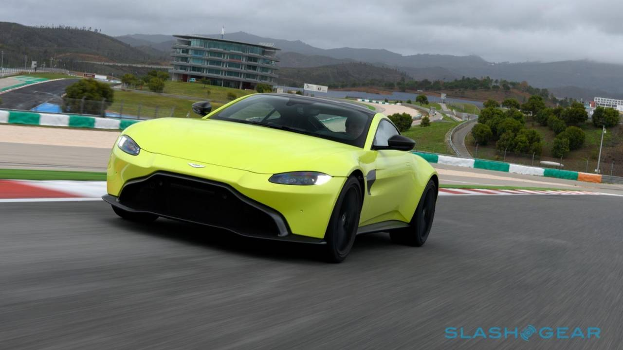 Aston Martin finds a wealthy savior: EVs delayed and huge racing changes