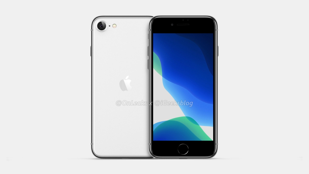 iPhone SE 2 renders revive the iPhone 9 talk , SlashGear