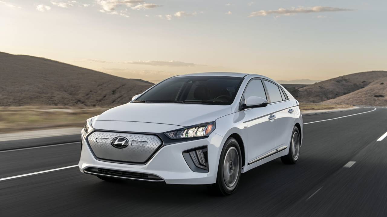 2020 Hyundai Ioniq Electric rises in range, power and price