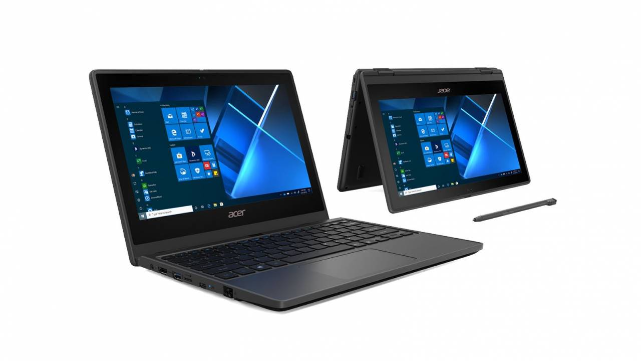 Acer targets students with Chromebook C871 and new TravelMates