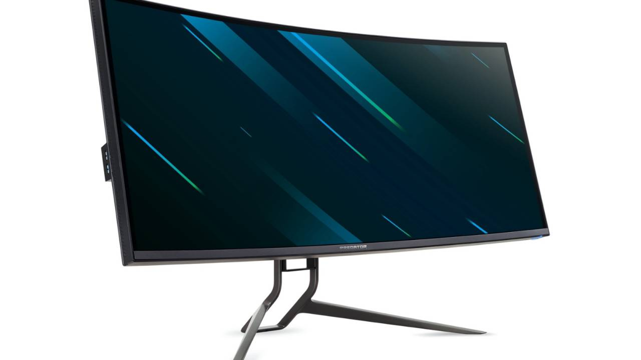 Acer Predator gaming monitors include 1440 nits X32 and 300Hz notebook tease